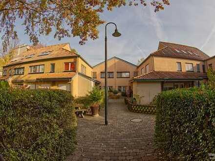 Vier Zimmer-Dachgeschosswohnung in Spandau Hakenfelde