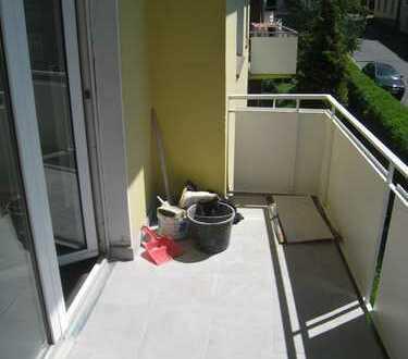 Renovierte 3 1/2-Zimmerwohnung mit Südbalkon in Barop