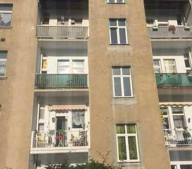 Schöne 3 Raum Wohnung nach Renovierung zu vermieten