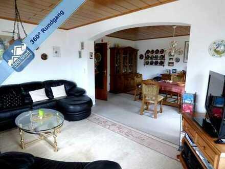 Doppelhaushälfte mit Eckgrundstück im schönen Westallgäu