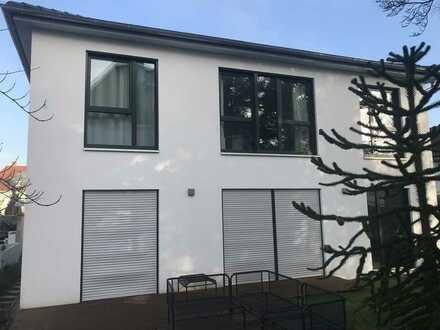TEMPORÄR / MÖBLIERT - freistehendes Haus mit fünf Zimmern / 160 qm im Rhein-Neckar-Kreis, Brühl
