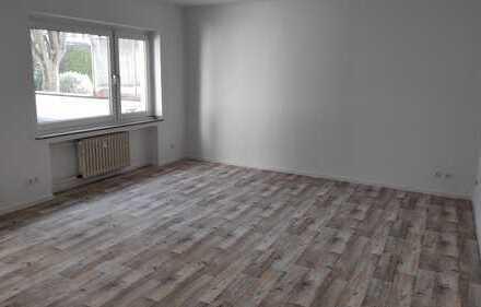 Renovierte 3-Raum-Wohnung mit Balkon in zentraler Wohnlage