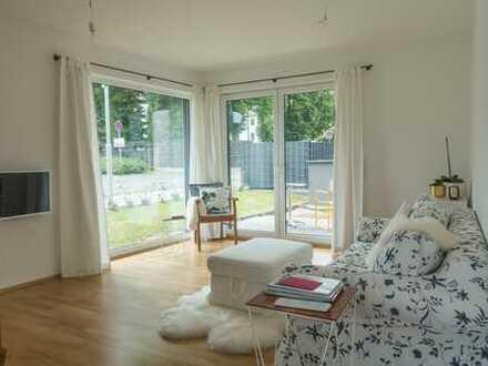 Exklusive, gepflegte 3-Zimmer-Erdgeschosswohnung mit Terasse und EBK in Gießen