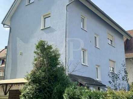 VON POLL: freistehendes Zweifamilienhaus mit Ausbaureserve