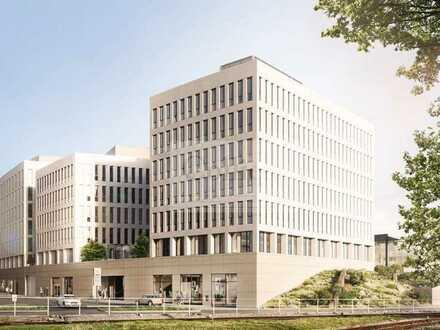 """Neubauprojekt """"KA DREI"""" in Karlsruhe"""