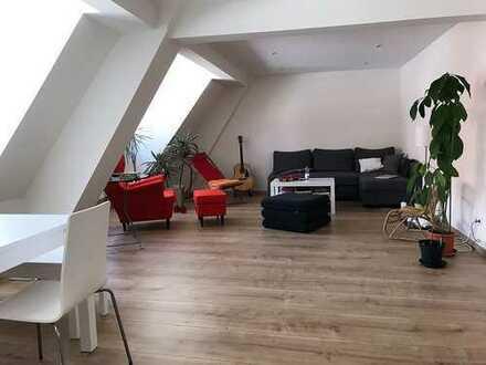 Gepflegte Maisonette Wohnung in der Heidelberger Altstadt