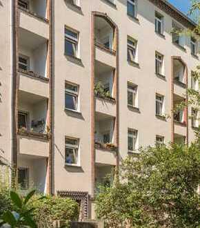Gut vermietete 3-Zimmer-Wohnung als Kapitalanlage!