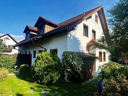 Doppelhaushälfte mit Wintergarten in sehr ruhiger Lage