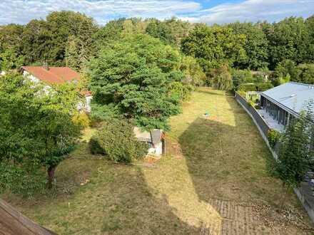G2) gut geschnittenes Grundstück im Herzen von Rückersdorf - unerschlossen