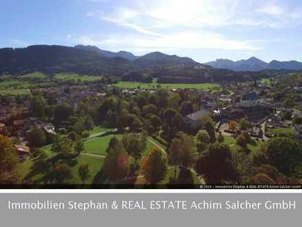 Baugrundstück in zentraler Lage von Bernau am Chiemsee