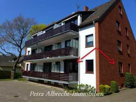 Bremen St.-Magnus, 3- Zi. - Eigentumswohnung (Hochparterre) mit Balkon und Garage