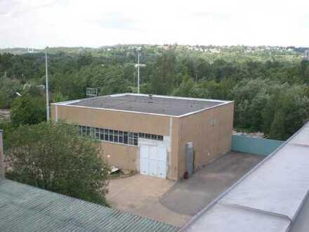 380 m² Hallenlagerfläche in Cainsdorf