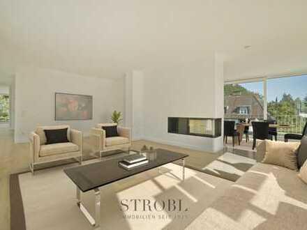Beeindruckend: Hochwertig ausgestattetes Penthouse