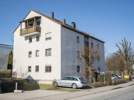 3-Zimmer-Wohnung in Rosenheim - sofort beziehbar