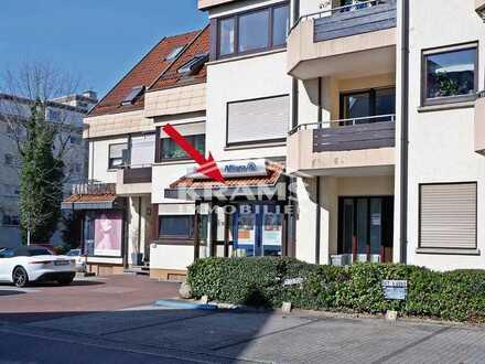 Attraktives und kompaktes Ladenbüro in Metzingen mit zwei Stellplätzen am Haus!