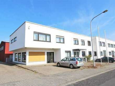 SCHWIND IMMOBILIEN - multifunktionales Produktions- & Lagergebäude inkl. Büro und Verkaufsfläche