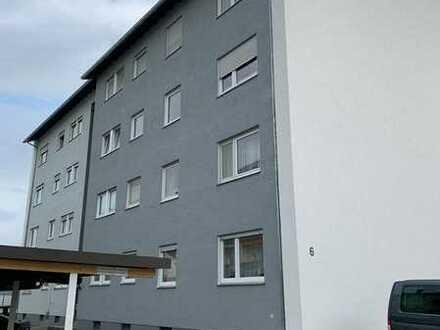 Renovierungsbedürftige 4 Zimmer - Eigentumswohnung mit überd. Südbalkon, Carport u. PKW-Stellplatz !