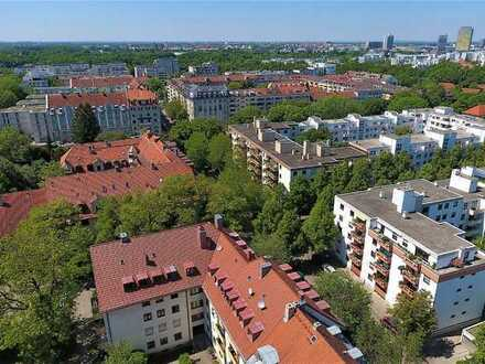 Besser als Aktien ;-) gut vermietete 3-Zimmer-Wohnung in Sendling zur Kapitalanlage