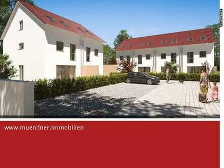 Neubau: Ruhig gelegenes Reihenmittelhaus bei Bad Abbach