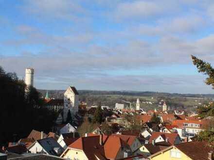 Ihre perfekte Kapitalanlage thront über den Dächern von Ravensburg  Gemütliches 1-Zimmer-Appa