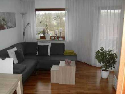 2-Zimmerwohnung - Hanglage mit Süd-Balkon