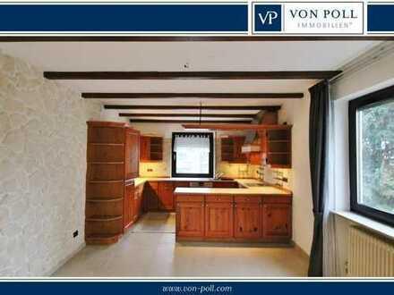 Großzügig geschnittene 4-Zimmer-Wohnung mit Südwest-Loggia und Gartenmitbenutzung