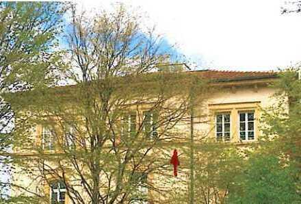 Gepflegtes Wohnen in einem sonnigen Kulturdenkmal