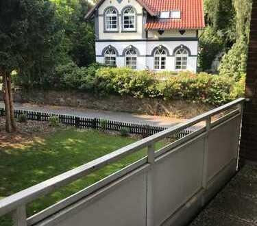 3-Zimmer-Wohnung mit Balkon und Einbauküche in Poppenbüttel, Hamburg