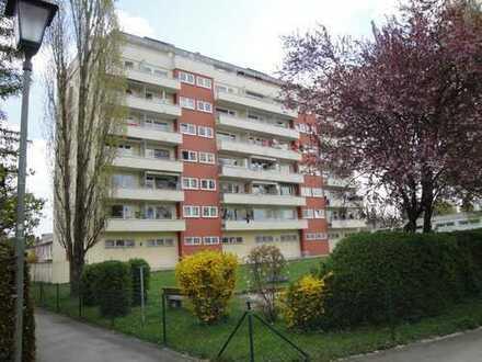 GERMERING 1 Zimmer Wohnung mit West Balkon