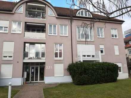 2-Zimmer-EG-Wohnung in zentraler Lage in Rastatt