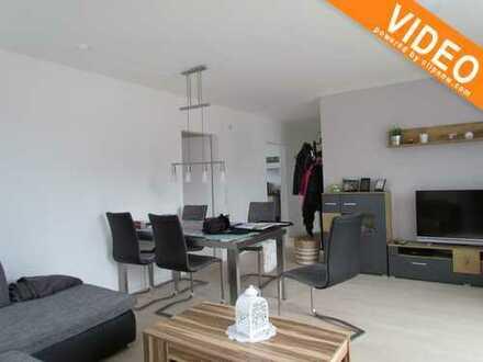 Modernes Wohnen mit Dachterrasse und toller Fernsicht auf Murrhardt