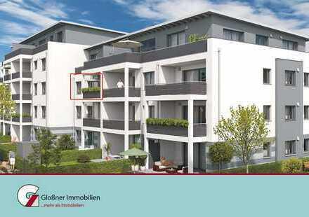 Exklusiver Neubau im 2. Obergeschoss + Top Einbauküche