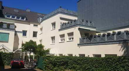Gepflegte 3 Zimmerwohnung mit Dachterrasse im Herzen Bocholts