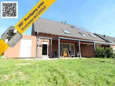 Gepflegte Doppelhaushälfte mit Garten und Garage in Duisburg-Röttgersbach!