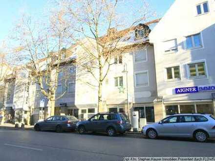 Starnberg-City: ca. 127 m² Ladenfläche - Hier können Sie sich verwirklichen!