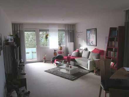 Schöne 2,5-Zimmer-Wohnung, mit Garage und großem Balkon in Königsbronn