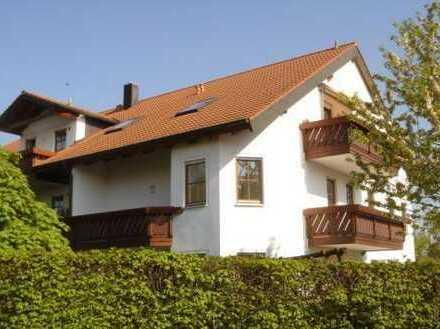 4-Zi. Wohnung Klosterlechfeld, ruhig gelegen