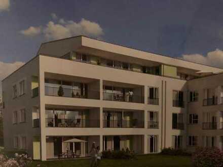 Erstbezug: schöne 4-Zimmer-Wohnung mit EBK und Balkon in Bönnigheim