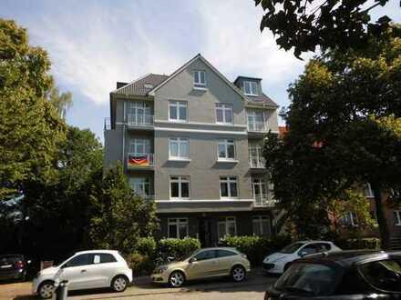 3 Zimmer-Dachgeschoßwohnung mit Charme