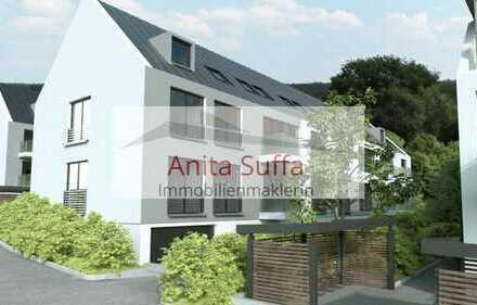 Luxuriöse 3-Zi. DG Wohnung mit Fernblick! WE7 Provisions Frei! KFW 55!