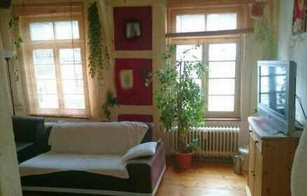 Gepflegte 2,5-Zimmer-Wohnung mit Einbauküche in Geislingen an der Steige