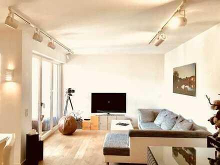 Luxoriöse 2-Zimmer-Wohnung mit Balkon und EBK in Maxvorstadt - Augustenhöfe