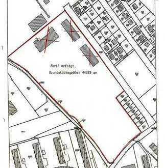 Bauträger-Wohnbaugrundstück in begehrter Lage zum Top-Preis. Bedarf: 360 EFH/Jahr!