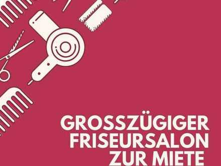 Großzügiger, top eingerichteter Friseursalon mit eigenem Kundenstamm zur Miete in 89343 Jettingen!