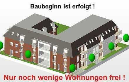 Moderne und barrierearme Eigentumswohnung mit Balkon
