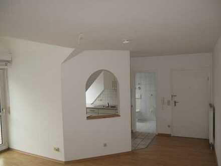Sehr schön geschnittene 2-Zimmer Wohnung zentral in Pfaffenhofen