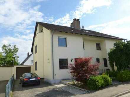 Doppelhaushälfte in Diedorf, Anhausen