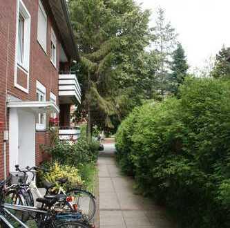 4-Zimmer Erdgeschosswohnung mit zwei Balkonen zu vermieten!