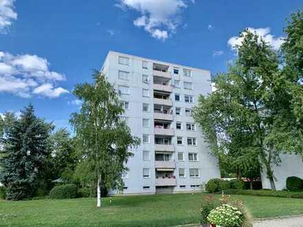 Helle 3,5- Zimmer Wohnung in Sandhausen * Balkon & Einbauküche *