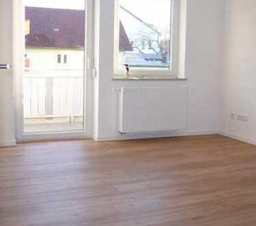 Erstbezug nach Sanierung: ansprechende 3-Zimmer-Wohnung mit Balkon in Augsburg